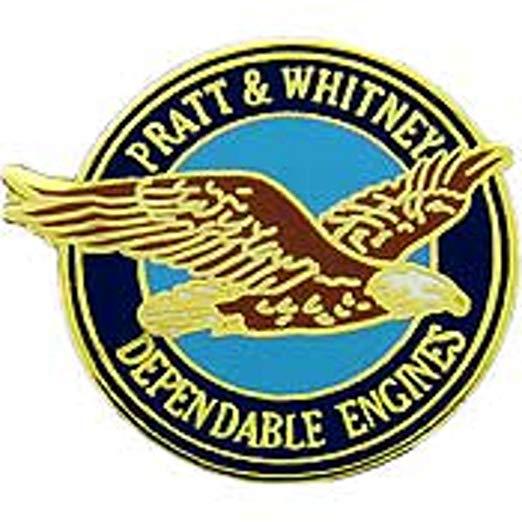 Amazon.com: Pratt & Whitney Logo Pin 1\