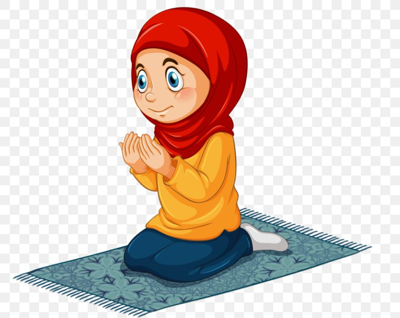 Prayer Islam Muslim Praying Hands Clip Art, PNG, 768x652px.