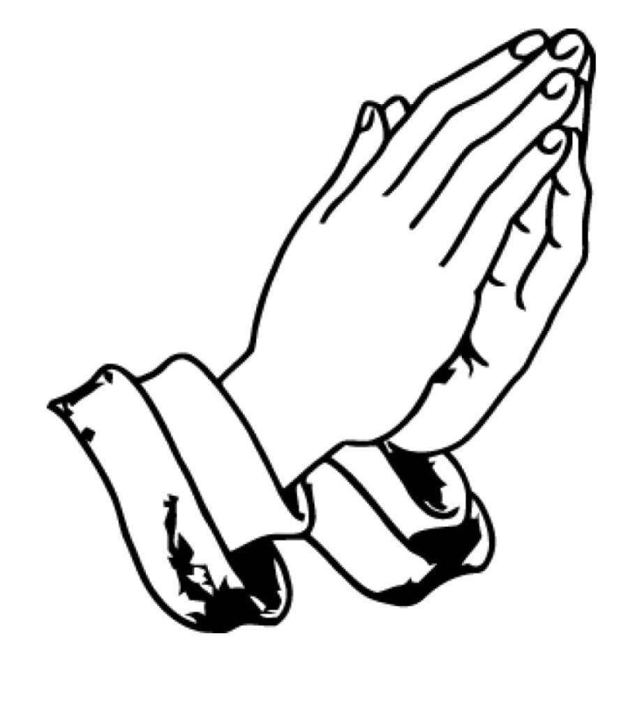 Pray Hands Png Image Transparent.