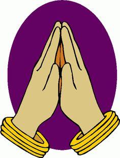 Prayer Clip Art.