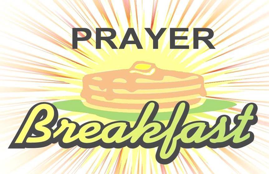 COMMUNITY PRAYER BREAKFAST.