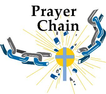 Prayer Chain Clipart.