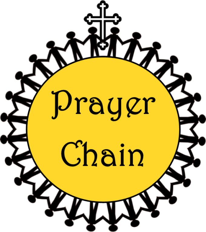 Prayer Chain Ministry.