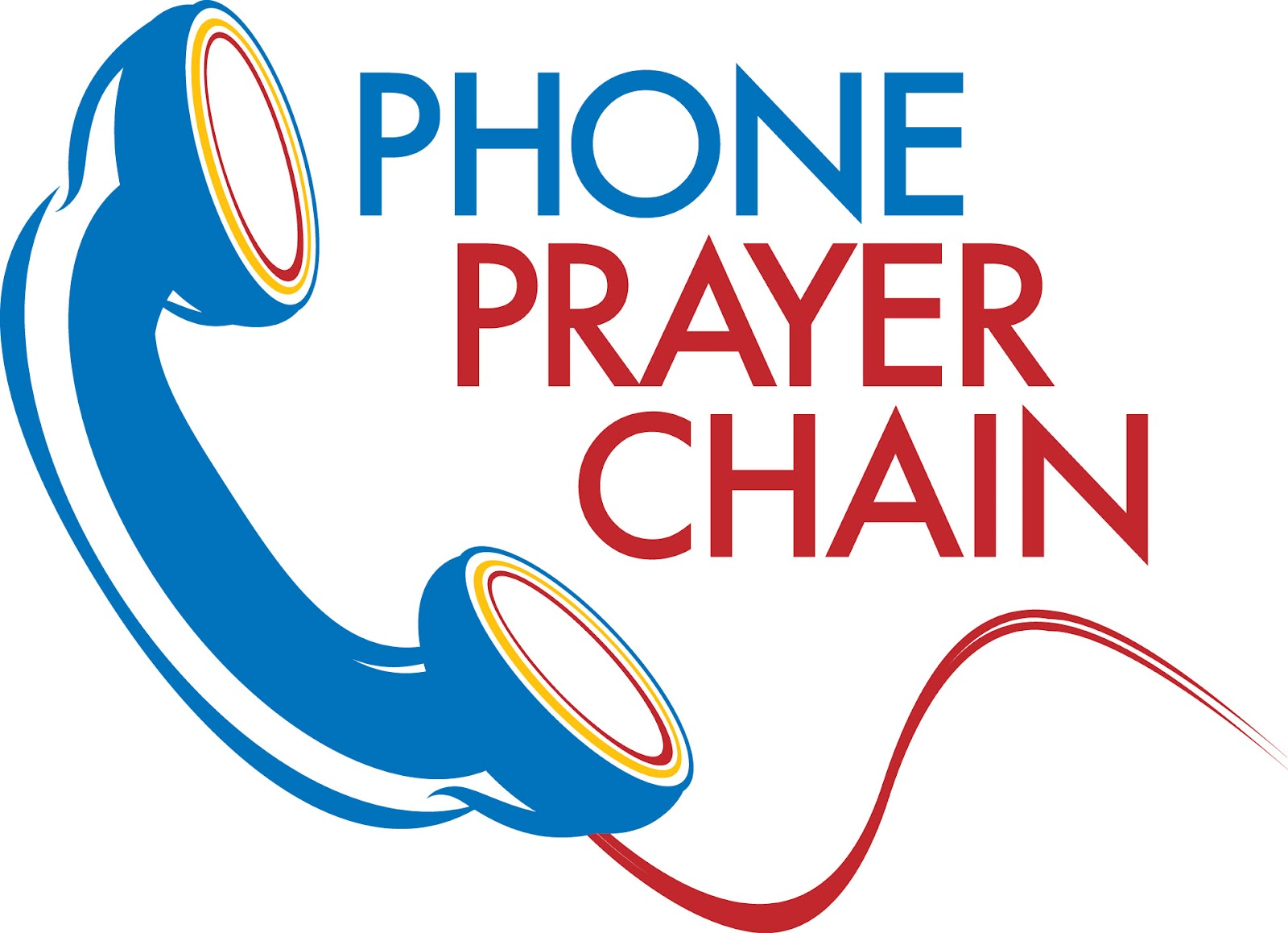 Phone Prayer Chain.