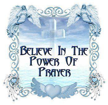 The Power Of Prayer.