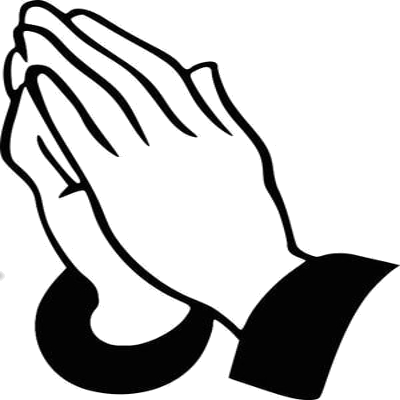 Praying Hands Clip Art Transparent.