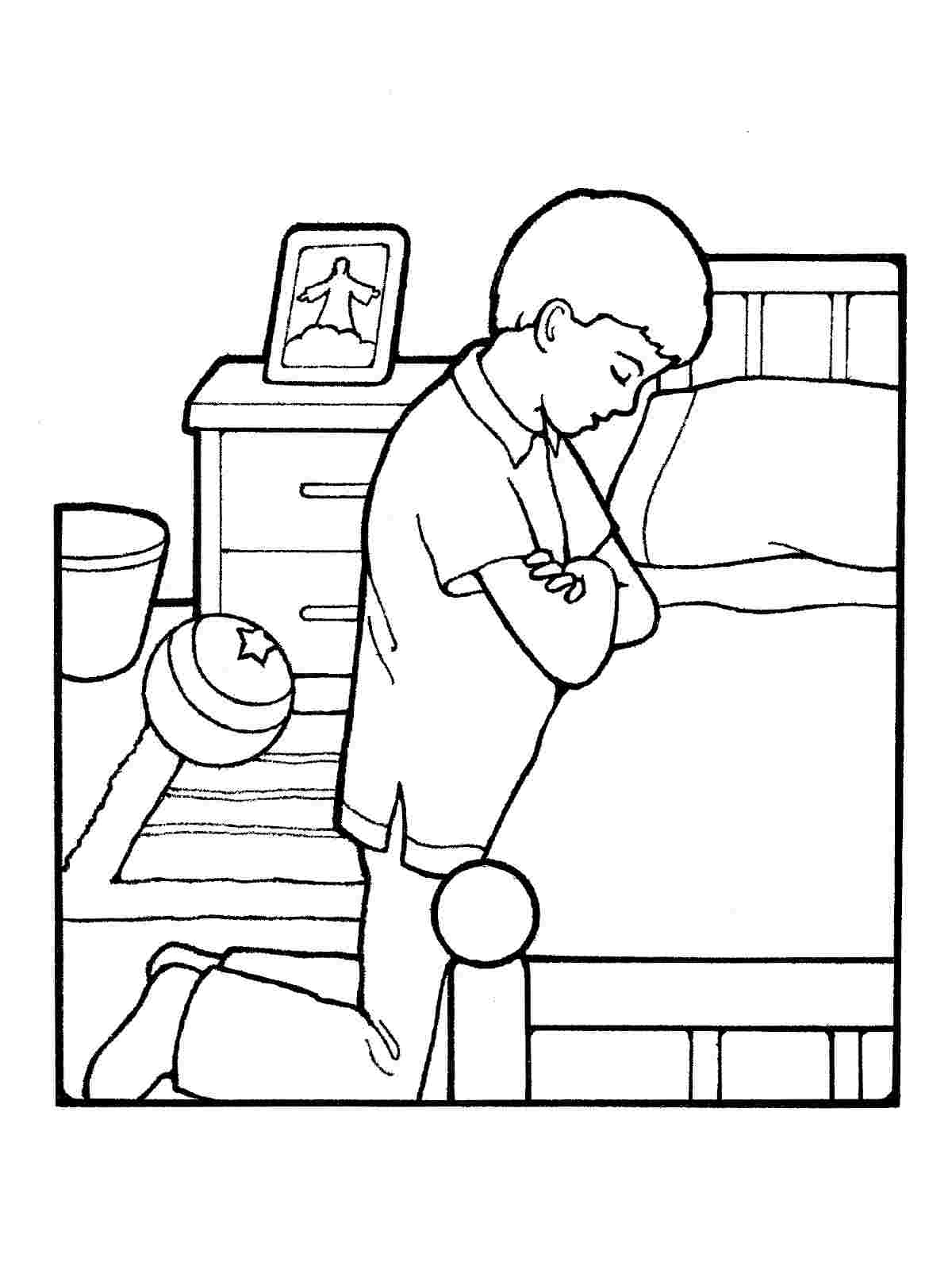 prayer coloring pages lds lds saying clipart clipart suggest.