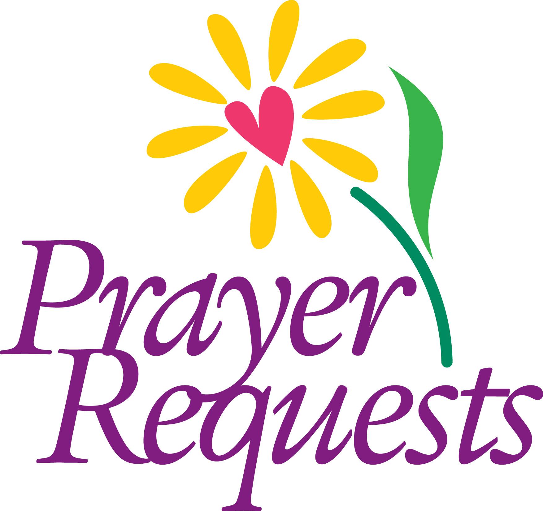 Free Prayer Request Clip Art free image.