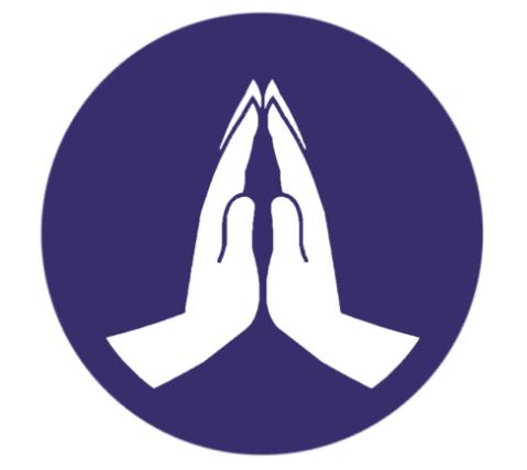 Prayer Logo.