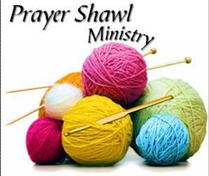 Prayer Shawl —.