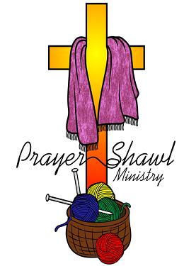 Good Shepherd Parish Prayer Shawl Ministry, Pendleton and.
