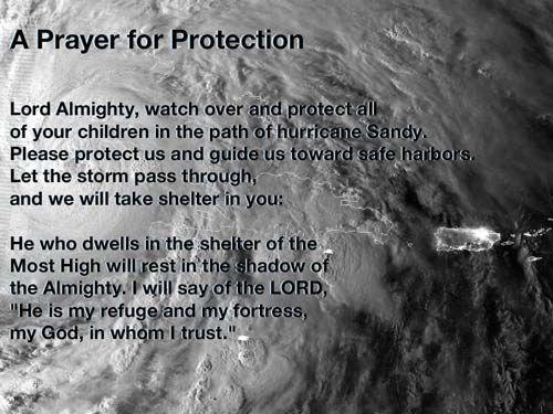 Prayer storm clipart #19