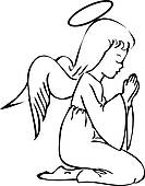 Angel praying Stock Photos and Images. 5,554 angel praying.