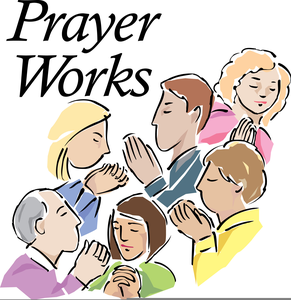 Free Prayer Clipart.
