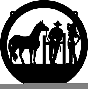 Praying Cowgirl Clipart.
