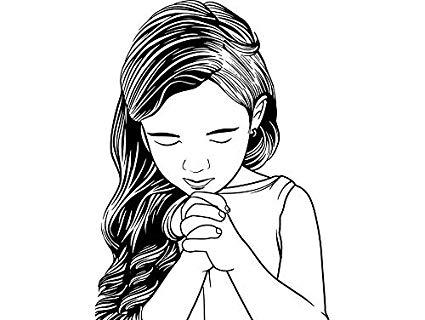 Amazon.com: Yetta Quiller Baby Girl Praying Christianity.