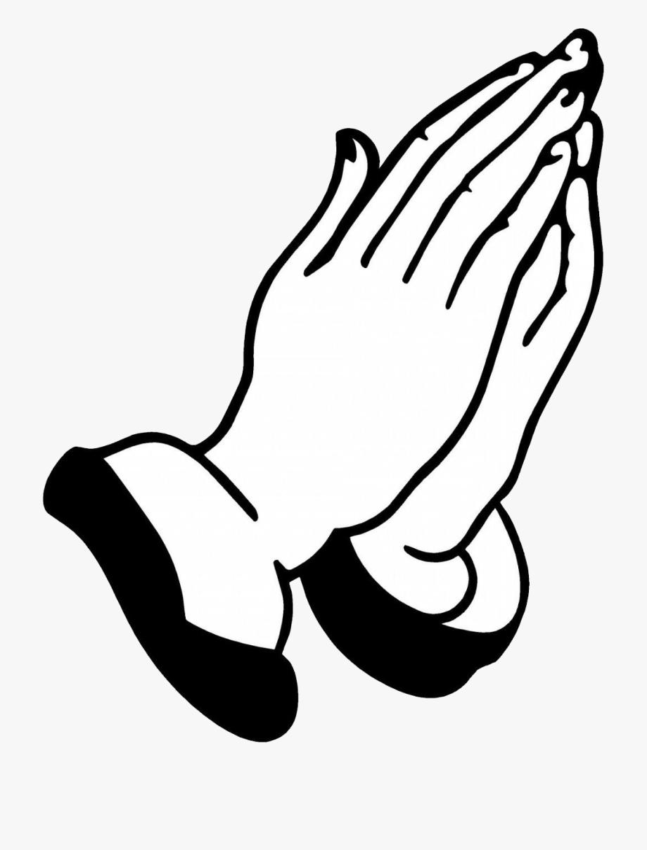 Holy Clipart Prayer Hand.