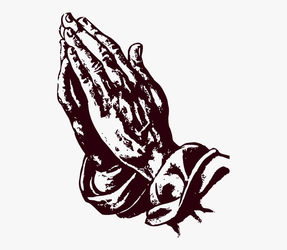 Pray Clipart Prayer Line.
