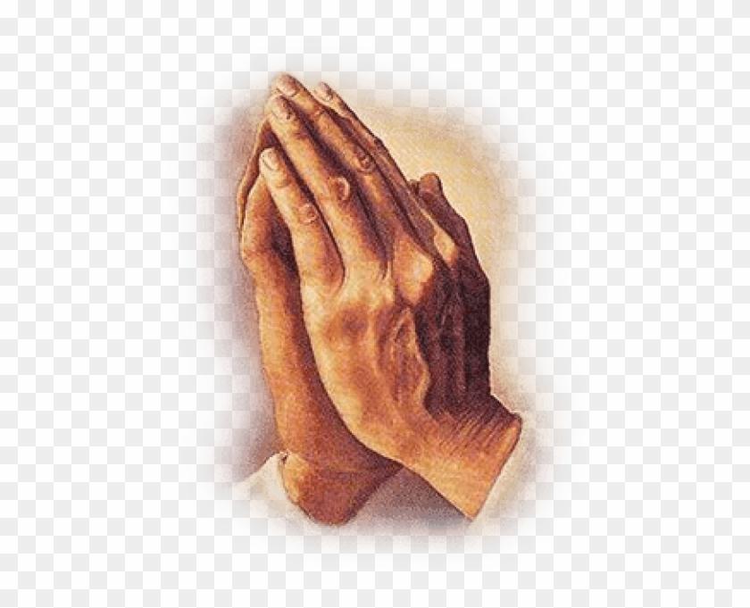 Free Png Download Hands Praying Vintage Png Images.