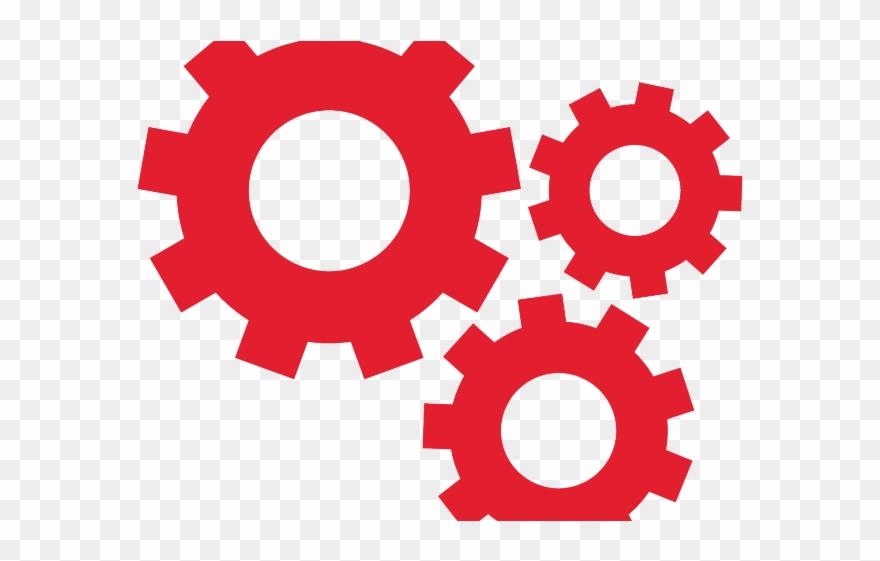 Gears Clipart Mechanical Work.