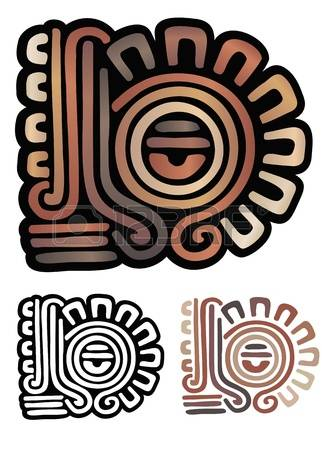 76 Precolumbian Stock Vector Illustration And Royalty Free.