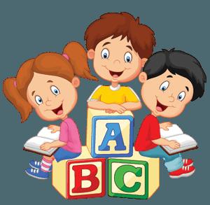 Nursery School Clipart.