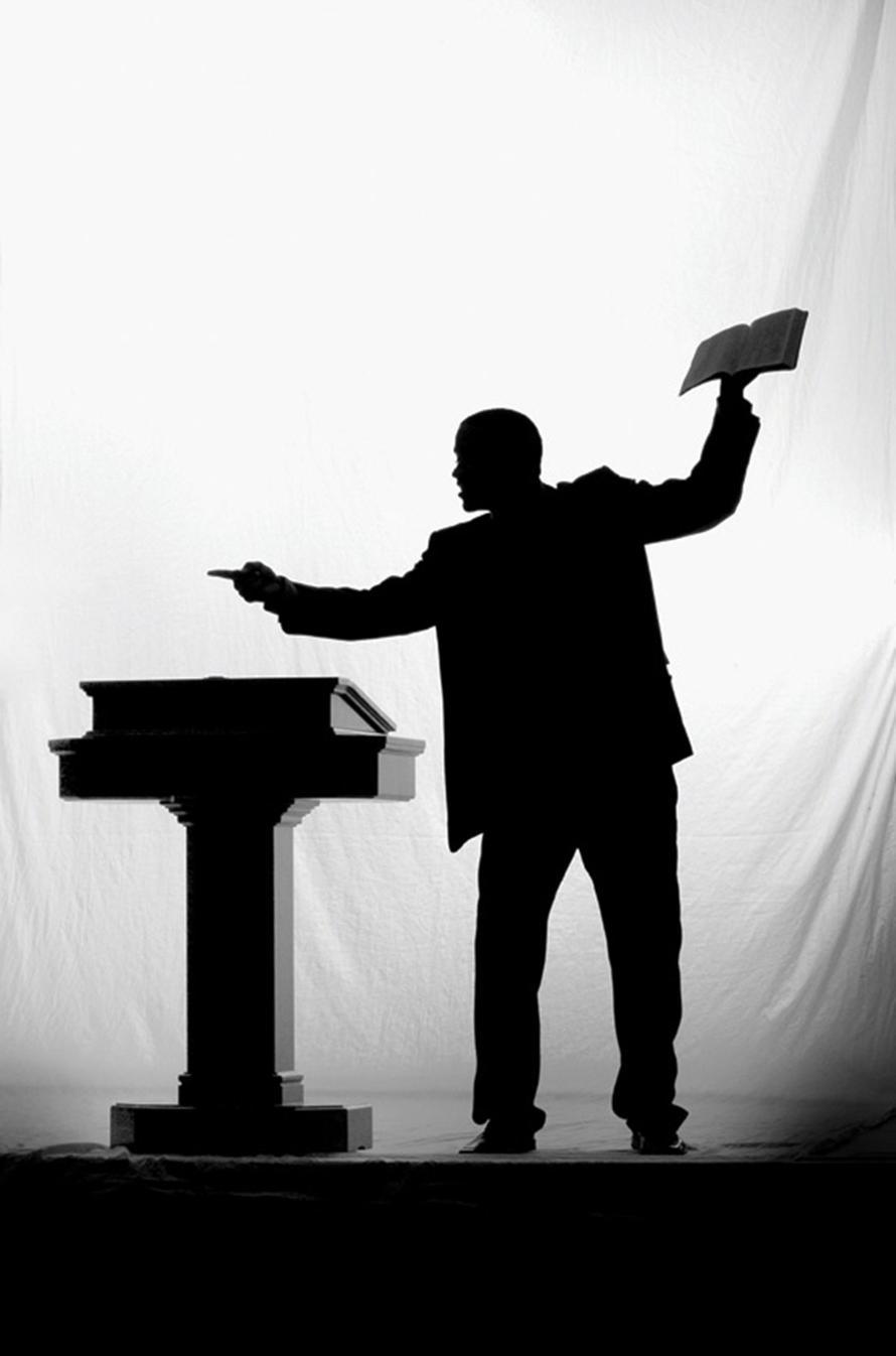 Preachers Clipart.
