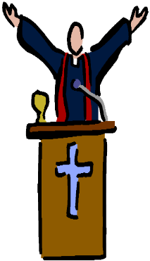 Pastor Cliparts.
