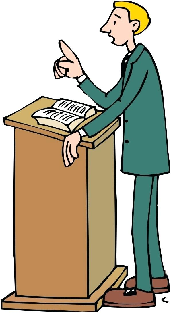 Clipart preaching 5 » Clipart Station.