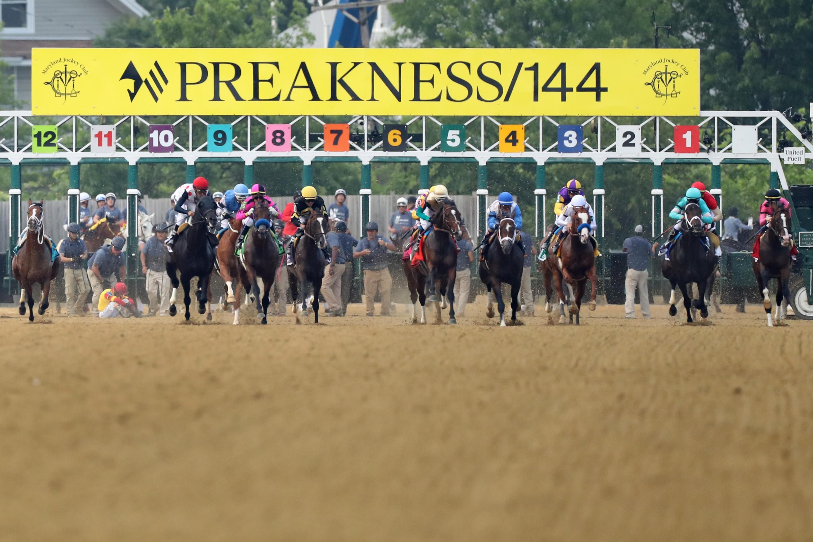 Preakness 2019 Race Draws Lowest Rating Ever After Kentucky.