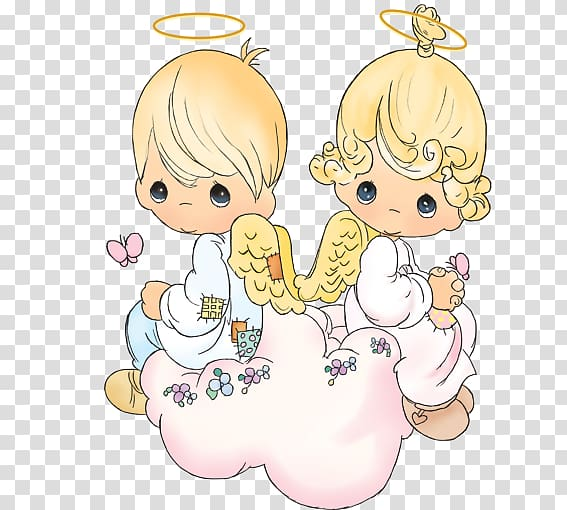 Angel Cartoon Precious Moments, Inc. Illustration, Cartoon.