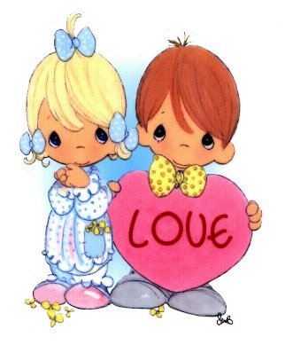 Precious Moments Clipart Love.