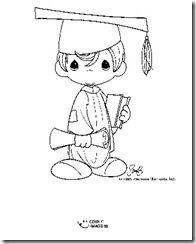 Graduation Precious Moments Clipart.