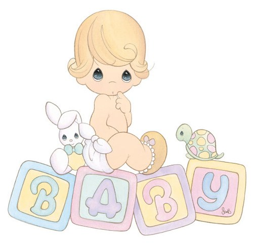 Precious moments clipart baby 4 » Clipart Portal.