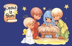 Precious moments nativity scene clipart 4 » Clipart Portal.