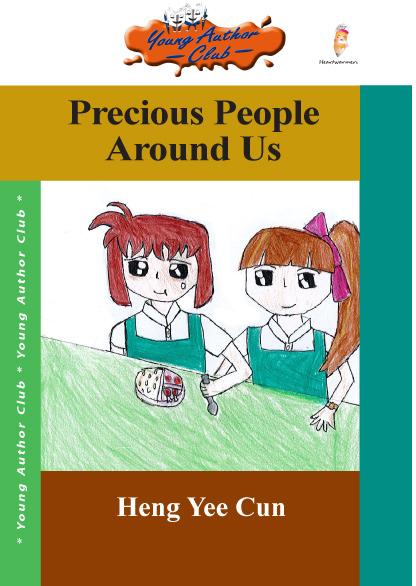 Precious People Around Us.