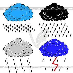 Precipitation Clipart.