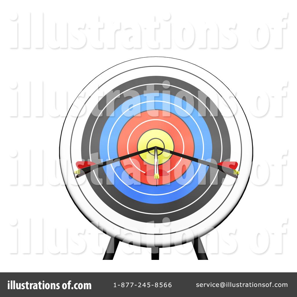 Archery Clipart #25412.