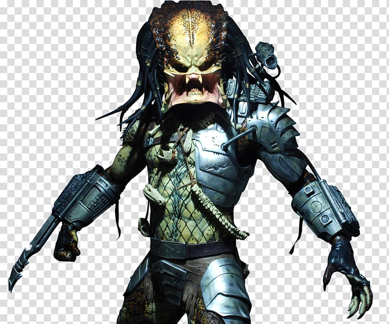 Batman Versus Predator Film Alien YouTube, predator.
