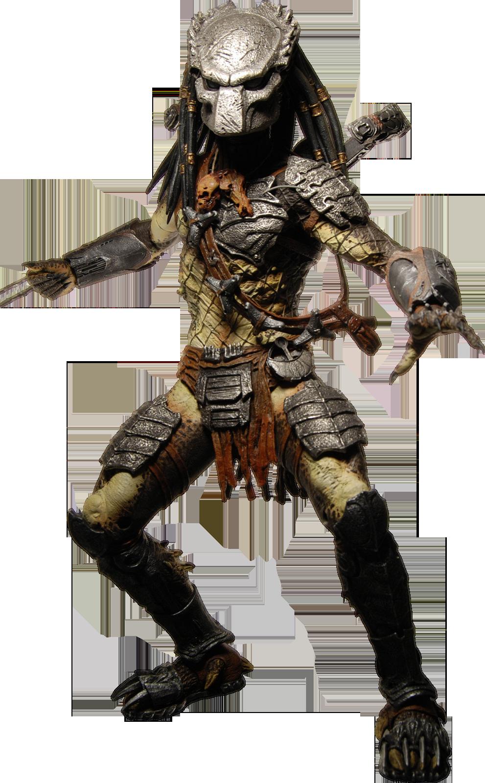 Predator PNG Image.