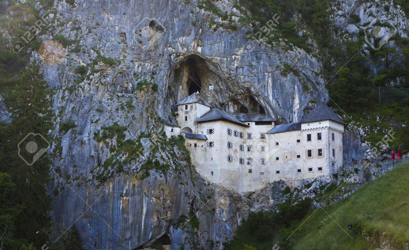 Predjama Castle (Predjamski Grad).