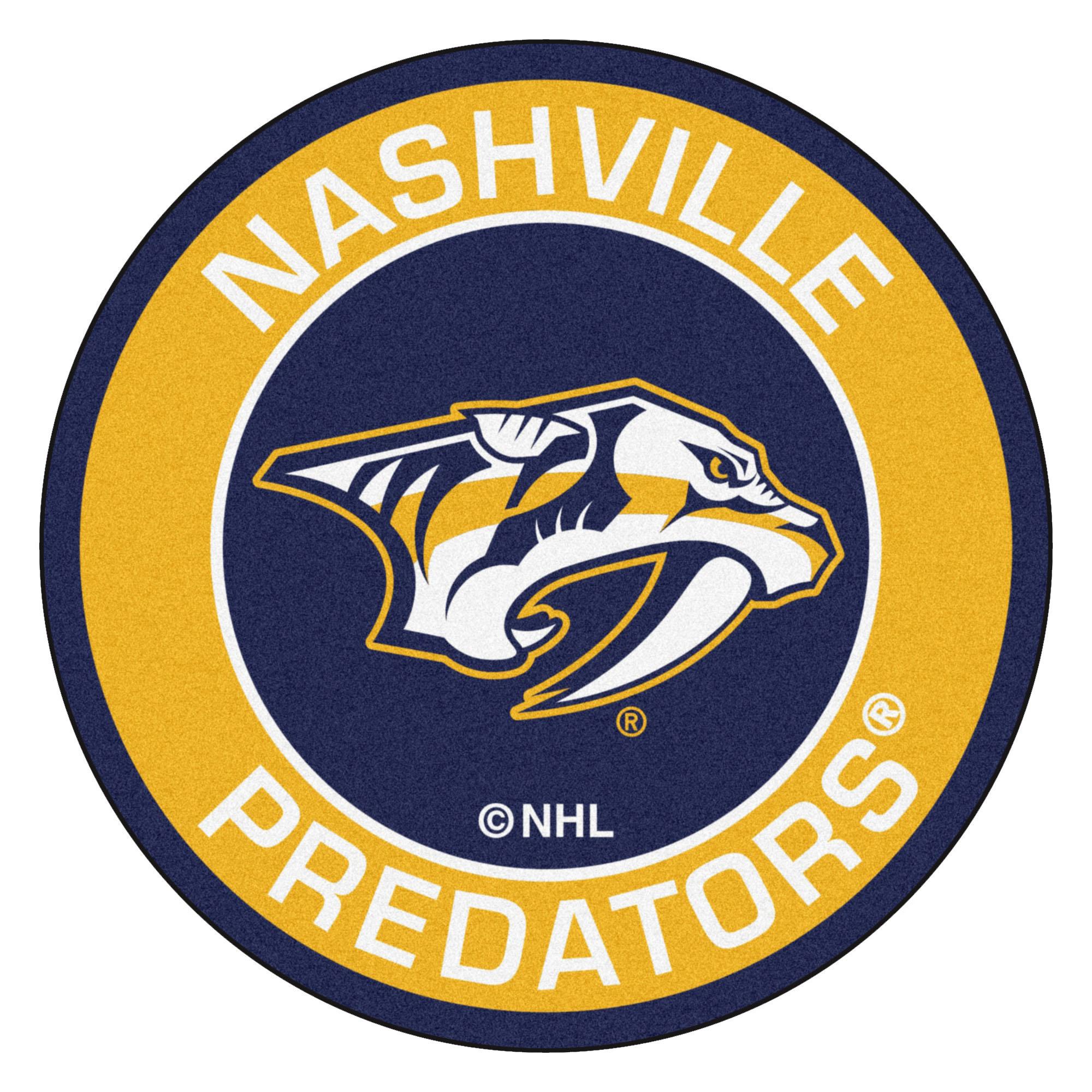 Nashville predators Logos.