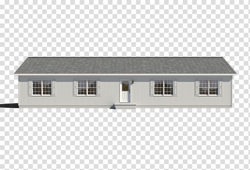 House Manorwood Homes Modular building Roof pitch.