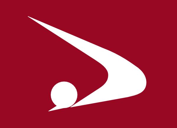 Flag Of Akita Prefecture clip art Free Vector / 4Vector.