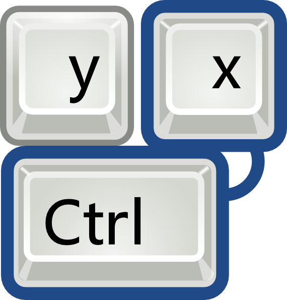 Preferences Desktop Keyboard Shortcuts Clip Art at Clker.com.