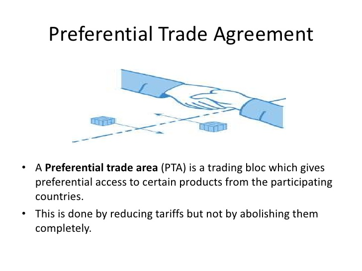 Should human rights be considered before giving preferential trading ….