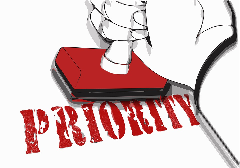 Free illustration: Stamp, Priority, Preference.
