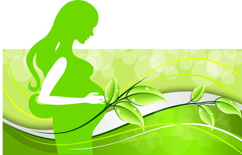 Free pregnant woman silhouette clip art free vector download.