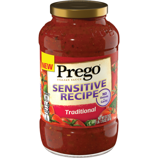 Sensitive Recipe Italian Pasta Sauce.
