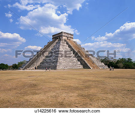 Stock Images of Pyramid in Pre.